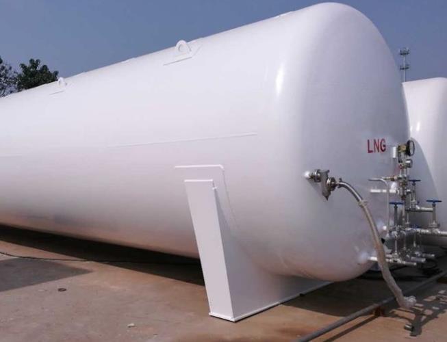 吉林LNG储罐