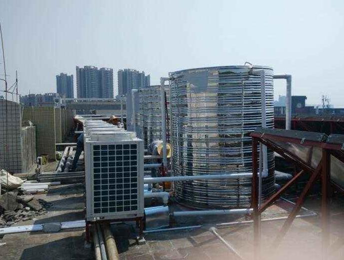吉林热水工程