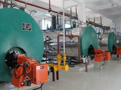 吉林工业锅炉蒸发量显著增长